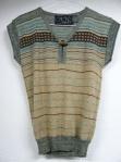 Shortsleeve knit
